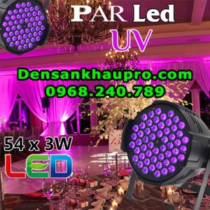 Đèn Par Led UV